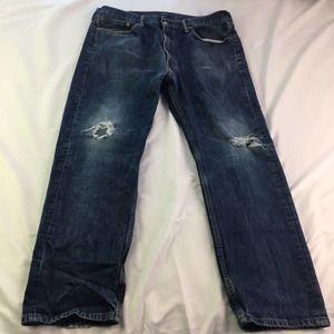 Levi's 505 Jeans Blue Men's 38x30